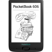 Електронна книга PocketBook 606 Black
