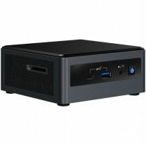 Неттоп Intel NUC 10 Performance kit NUC10i5FNK with Intel Core i5-10210U, M.2 SSD, HDMI 2.0a; USB-C (DP1.2), w/ EU cord