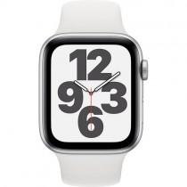 Смарт-годинник Apple Watch A2291 Nike Series 6 GPS, 40mm Silver Aluminium Case with Pure Platinum/Black Nike Sport Band - Regular