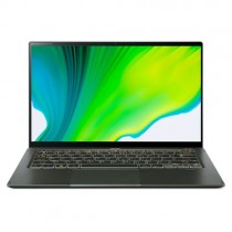 """Ноутбук Acer Swift 5 SF514-55TA-770Y (14.0"""" FHD Touch/Core i7-1165G7(4.7GHz)/8Gb/512Gb SSD/Iris Xe/Linux/Green)"""