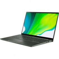 """Ноутбук Acer Swift 5 SF514-55GT (14.0"""" FHD Touch/Core i5-1135G7(4.2GHz)/16Gb/512Gb SSD/MX350 2Gb/Linux/Green)"""