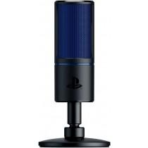 Мікрофон Razer Seiren X PS4 Black/Blue