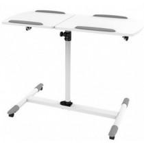 Столик для проектора та ноутбука ITech TS-5A білий