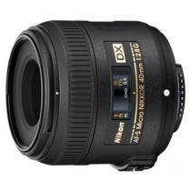 Об'єктив Nikon 40mm f/ 2.8G ED AF-S DX Micro Nikkor