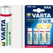 Акумулятор Varta PROF ACCU AAA 1000mAh BLI 4 NI-MH