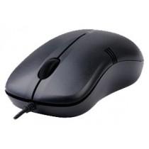 Мишка A4Tech OP-560NU-1, 1000dpi, V-Track, black, USB