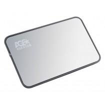 "Зовнішня кишеня 2.5"" AgeStar 3UB2A8 Silver USB3.0"