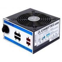 Блок живлення Chieftec 650 W ATX 2.3+EPS12V APFC 24+4+8+2*6, 1*12см КПД>85%