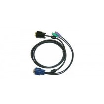 KVM кабель D-Link DKVM-IPCB для DKVM-IP/ IP8, 1.8м