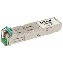 Модуль D-Link SFP DEM-330T 1port 1000BaseLX SM Fiber WDM (10км)