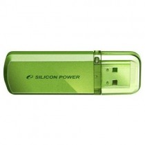 Флешка 16Gb Silicon Power Helios 101 Green USB 2.0