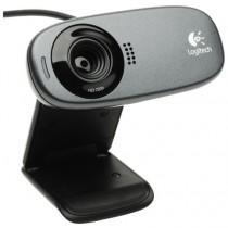Веб камера Logitech QuickCam C310 HD (USB, 1280x1024 пік, відео - до 1280х1024 пік, фото - до 5 Мпік (з програмною обробкою), 30 кадр/с, мікрофон, кріплення на монітор або ноутбук))