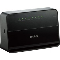 Маршрутизатор WiFi D-Link DIR-615/K (802.11n, up to 300 Mbps, 4 порта LAN 10/100 Мбит/с) DIR-615/E4B