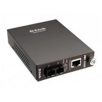Медіаконвертер D-Link DMC-530SC 100BaseTX to SM Fiber (30км)