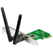 WiFi адаптер PCIe Asus PCE-N15, 300Mbps, 802.11b/g/n