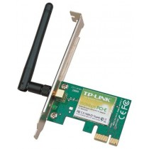 WiFi адаптер PCIe TP-Link TL-WN781ND (150Mbps, PCI Express, antenna gain 2dBi, 802.11bgn, frequency 2.400-2.4835GHz)