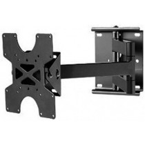 """Кріплення X-Digital LCD2703L 17-37"""" Black нахил30,поворот для 75-100-200-300мм на стіну для LCD телевізорів, моніторів 45кг"""