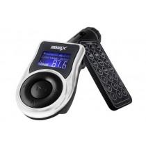 FM модулятор Grand-X CUFM77GRX (програє MP3 з USB флеш карт та SD карт пам'яті), має вмонтований еквалайзер + Пульт ДК + LCD Экран
