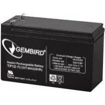 Акумулятор Gembird 12V-7.0Ah