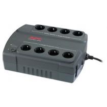 ББЖ APC Back UPS ES 400VA 230V, 240 Watts / 400 VA,Input 230V / Output 230V, розетки: 8 (Schuko CEE 7), захист: RJ-45 Modem/Fax/DSL/10-100 Base-T protection, змінна батарея: APCRBC106, розміри: 86х230х285мм/5,4кг (BE400-RS)