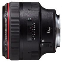 Об'єктив Canon EF 85mm f/ 1.2L II USM