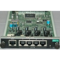 Плата розширення Panasonic KX-NCP1170XJ для KX-NCP1000, 4-Port Digital Hybrid Extention Card