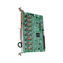 Плата розширення Panasonic KX-TDA1180X для KX-TDA100D, 8-Port Analogue Trunk Card with CiD