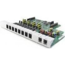 Плата розширення Panasonic KX-TE82480X для KX-TEM824 / TES824 8 SLT Option Card + 2 CO