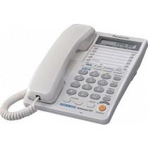 Телефон Panasonic KX-TS2368RUW White (дволінійних)