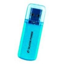 Флешка 32Gb Silicon Power Helios 101 Blue (USB 2.0)