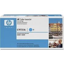 Картридж HP CLJ 5500 cyan