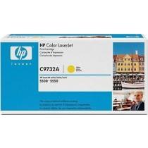 Картридж HP CLJ 5500 yellow