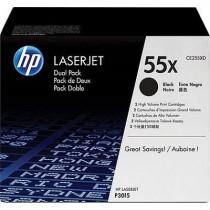 Картридж HP LJ 3015 series black (max) DUAL PACK