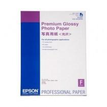 Папір Epson A2 Premium Glossy Photo Paper, 25л.
