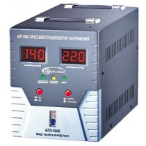 Стабілізатор Gemix GDX-5000, 5000 ВА (3500 Вт), 140-260В