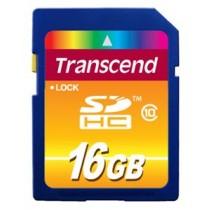 Картка пам'яті SD 16GB Transcend Class HC10