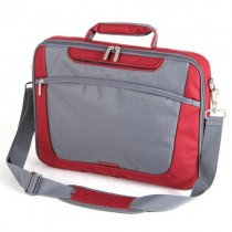 "Сумка 15.6"" Sumdex PON-301RD Single Compartment Computer Brief (15""/15,6"", Нейлон, 41,3 x 31,1 x 7,6 см, Red)"