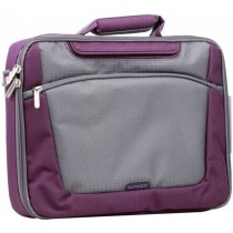 "Сумка 15.6"" Sumdex PON-301PL Single Compartment Computer Brief нейлон 40x28x5 см Purple"