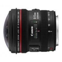 Об'єктив Canon EF 8-15 mm F4.0 FISHEYE