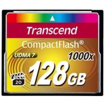Картка пам'яті CF 128Gb Transcend 1000X