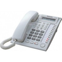 Системний телефон Panasonic KX-T7730 Сумісна зі всіма АТС Panasonic, 12 программ кнопок ліній/функцій