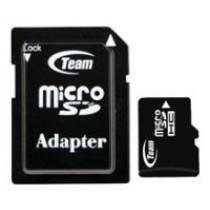 Картка пам'яті microSD 4Gb Team Class 4/no adapter