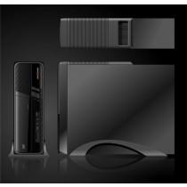 Корпус LogicPower S605BK 400W Black mini-ITX