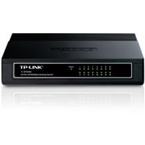 Комутатор TP-Link TL-SF1016D Unmanaged 10/100M Switch