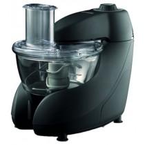 Кухонний комбайн Gorenje SBR1000B Black (1000 Вт, 12 швидкостей, імпульсна робота, обєм контейнера - 1,75 л, універсальний ніж, насадка-замішувач тіста, насадки для збивання, відсік для насадок, відсік для шнура, гумові ніжки, 34x24x31,5 см, чорний)
