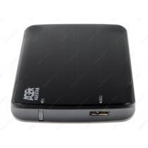 """Зовнішня кишеня 2.5"""" AgeStar 3UB2A12, SATA3, USB 3.0, Black"""