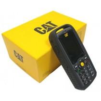 """Caterpillar CAT B25 (Екран 2"""" (320х240) / моноблок / камера 2 Мп / Bluetooth 2.1 / підтримка microSD / пилевологозахищений / підтримка 2-х СІМ-карт / ліхтарик / 125x55x22 мм, 161 г / чорний)"""