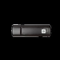 WiFi адаптер USB D-Link DWA-182 802.11ac, USB
