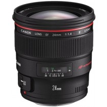 Об'єктив Canon EF 24mm F1.4L II USM