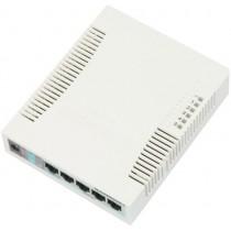 Маршрутизатор WiFi Mikrotik RB/951UI-2HND WiFi 802.11 b/g/n, 5xGigabit Ethernet, 1xUSB 2.0